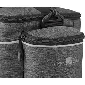 KlickFix Rackpack Light Luggage Carrier Bag UniKlip grey